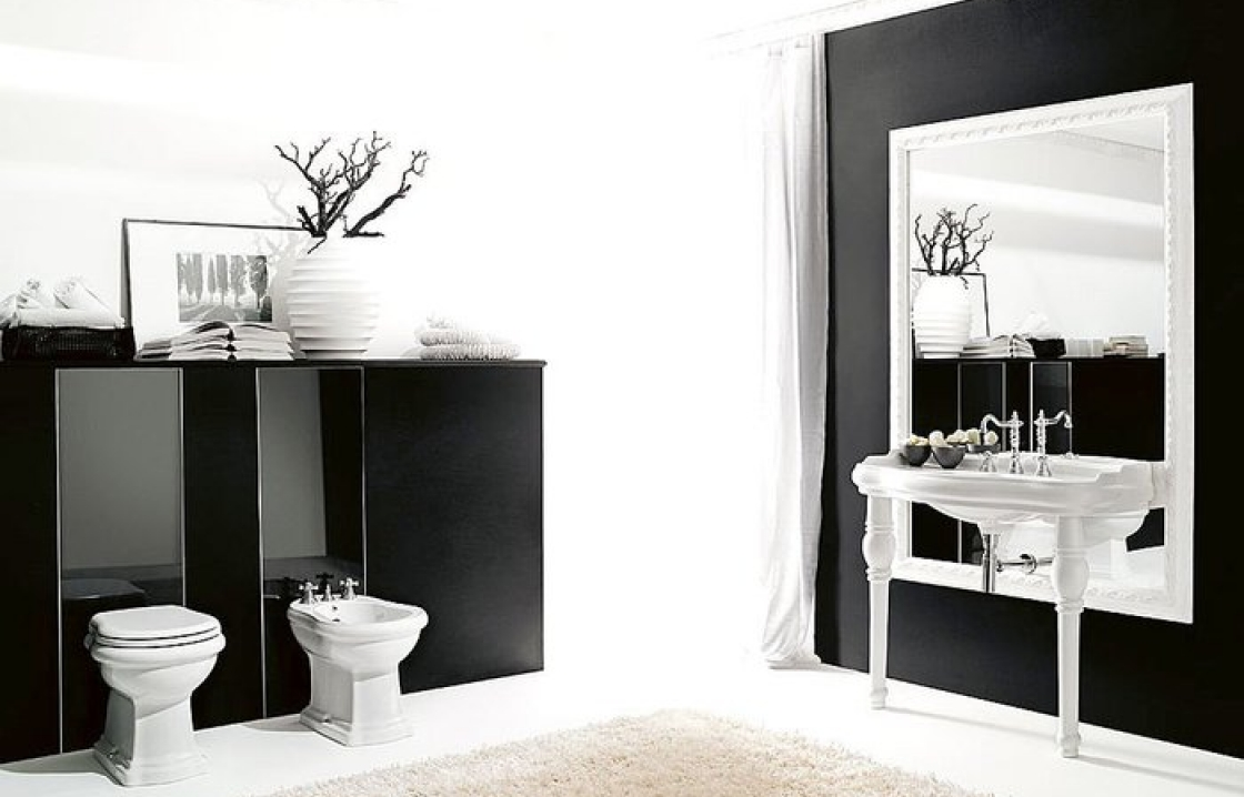 Klasikinė santechnika voniai
