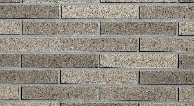 Klinkerio plytos YUKON granit