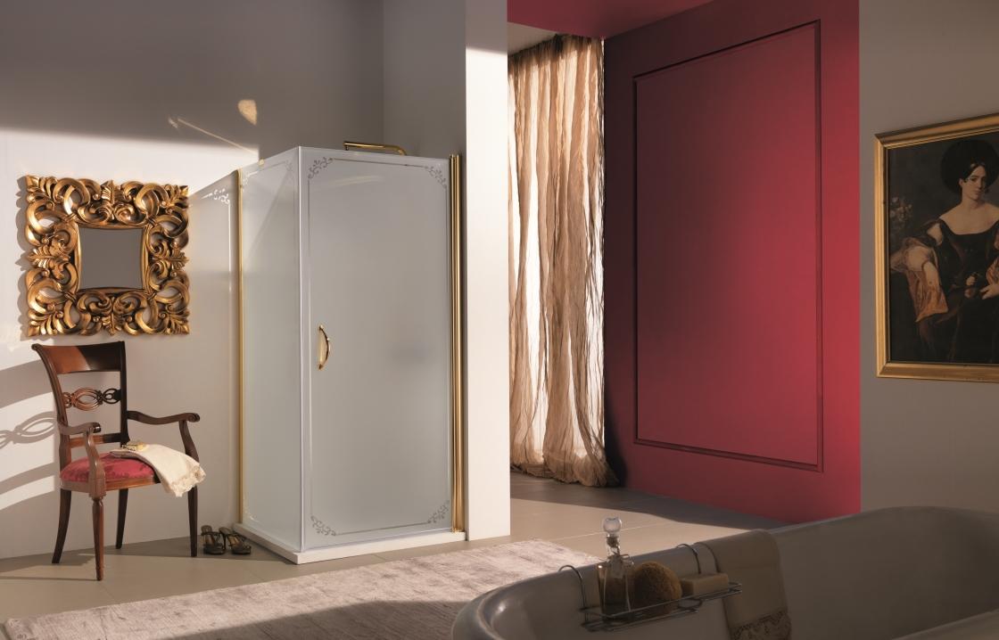 Dušo kabinos kolekcija - Fontana di Trevi